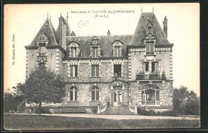 AK St-Lubin-des-Joncherets, Ambulance