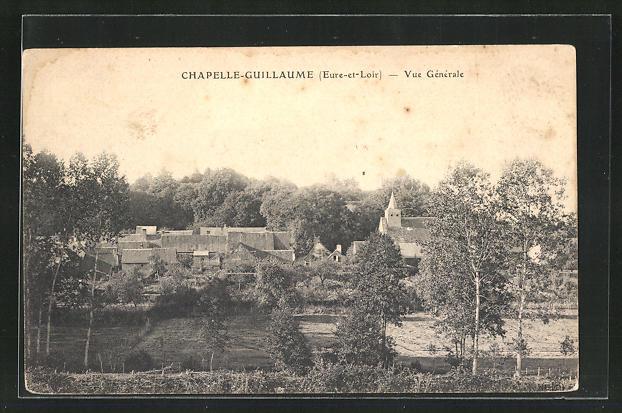AK Chapelle Guillaume, Vue Générale 0