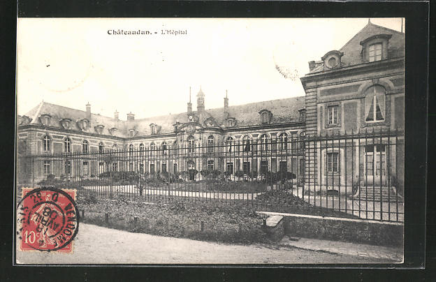 AK Chateaudun, L'Hopital 0