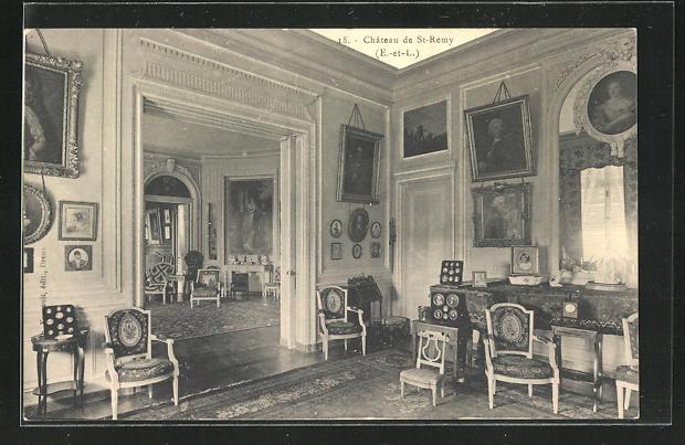 AK St. Remy, Chateau 0
