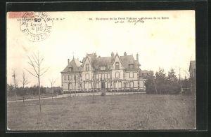 AK La Ferte-Vidame, Chateau de la Barre
