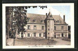 AK Alluyes, le Chateau
