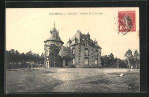 AK Bercheres-sur-Vesgres, Chateau de la Tourelle