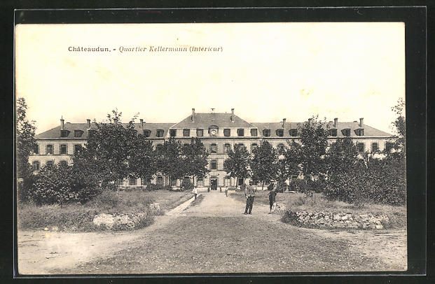 AK Chateaudun, Quartier Kellermann
