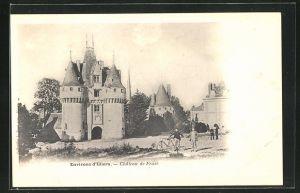 AK Illiers, Chateau de Fraze
