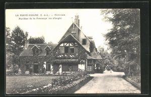 AK La Ferte-Vidame, Pavillon de la Fresnaye