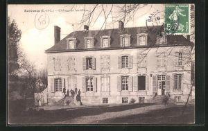AK Ecrosnes, Chateau de Jenvilliers