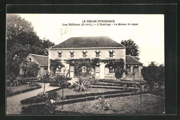 AK Les Etilleux, l`Ermitage, la Maison de Repos 0