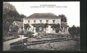 AK Les Etilleux, l`Ermitage, La Maison de repos