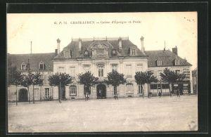 AK Chateaudun, Caisse d`Epargne et Poste
