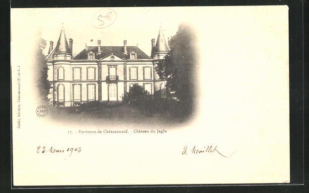 AK Chateauneuf, Chateau du Jaglu 0