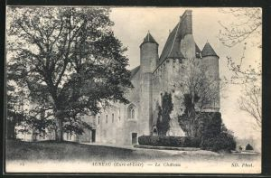 AK Auneau, le Chateau