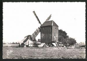 AK Ouarville, Moulin a Vent