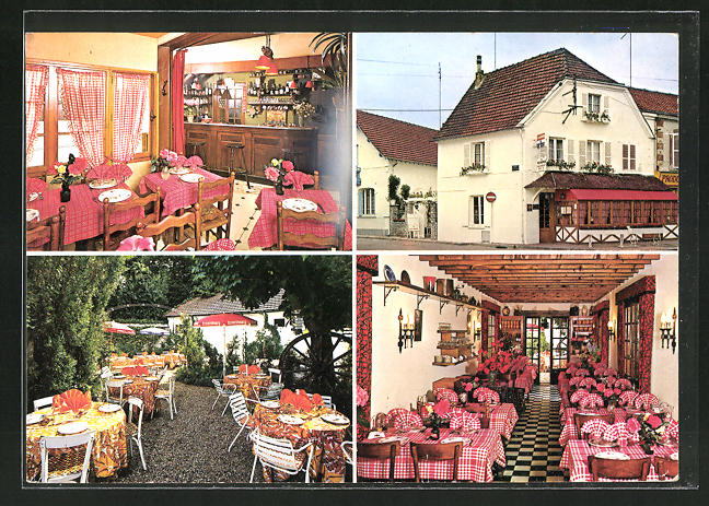 AK Anet, Au trou Normand, Restaurant, 31 rue Diane de Poitiers 0