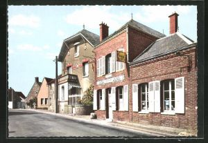 AK Rouvray-St-Florentin, le Cafe-Tabac