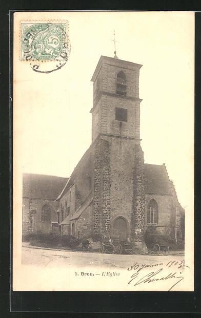 AK Brou, L`Eglise 0
