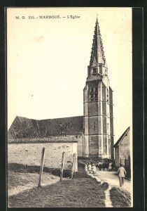 AK Marboue, L`Eglise