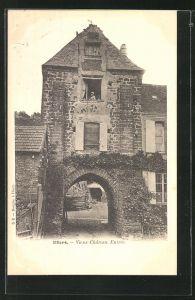 AK Illiers, Vieux Chateau, Entree