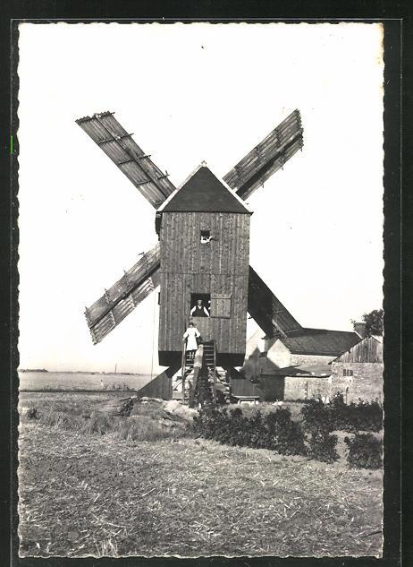 AK Ouarville, Moulin a Vent 0