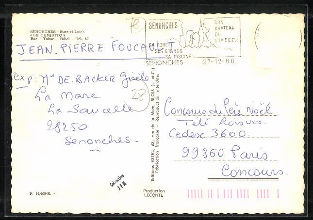 AK Senonches, Le Chiquito 1