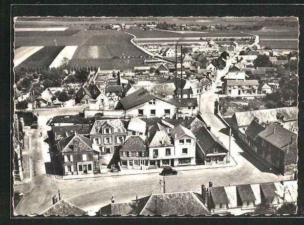 AK St.-Georges-sur-Eure, Le Bourg 0