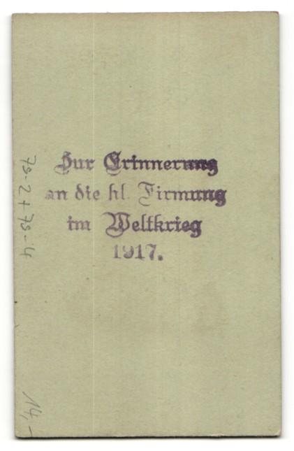 Fotografie B. Burger, unbekannter Ort, Portrait Johannes Neudecker, Weihbischof der Erzdiöz. München-Freising 1