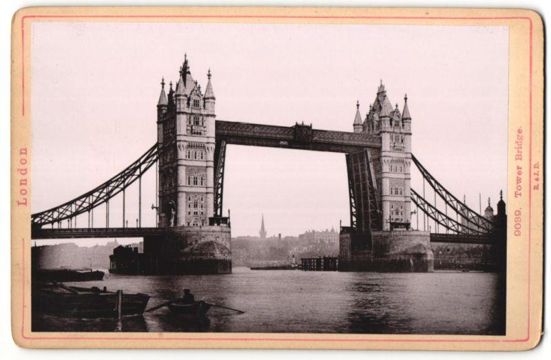 Fotografie Römmler & Jonas, Dresden, Ansicht London, Tower Bridge