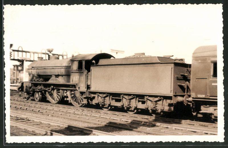 Fotografie Eisenbahn England, Dampflok Nr. 62738 The Zetland in Leeds City 0
