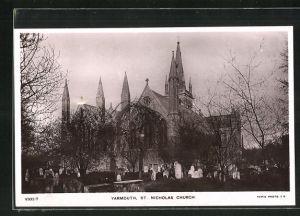 AK Yarmouth, St Nicholas Church