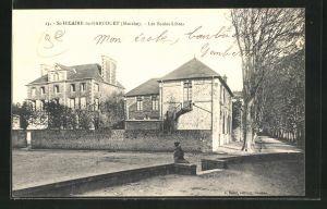 AK St.-Hilaire-du-Harcouet, Les Ecoles Libres
