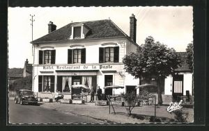 AK Saint-Leger-en-Yvelines, Hotel de la Poste
