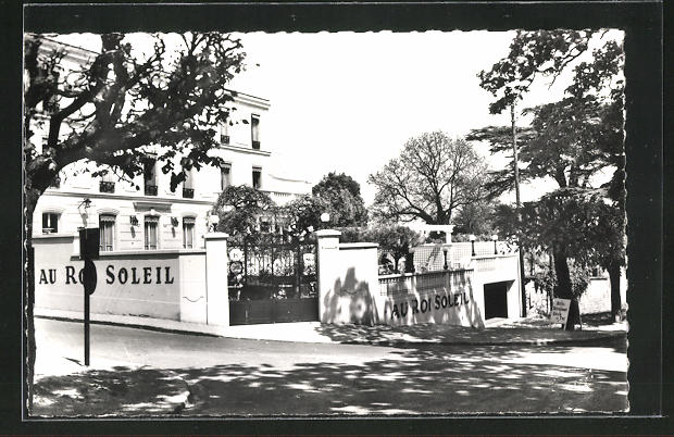 AK Marly-le Roi, Hotel du Roi Soleil