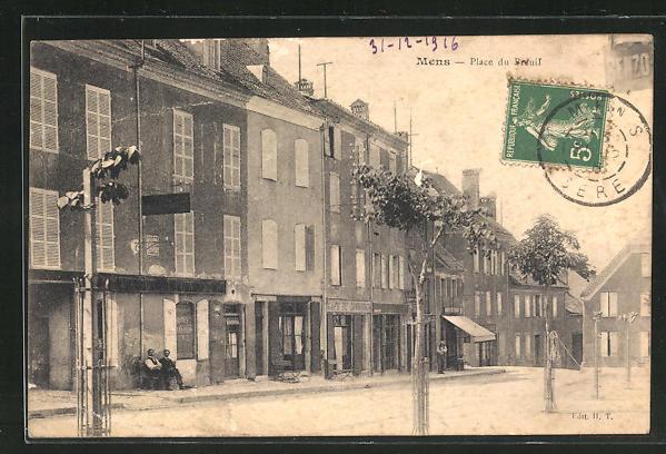 AK Mens, Place du Breuil