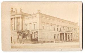 Fotografie Fotograf unbekannt, Ansicht Berlin, Das Palais des Königs zu Berlin