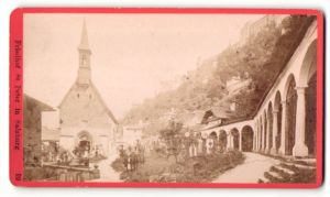 Fotografie Würthle & Spinnhirn, Salzburg, Ansicht Salzburg, Friedhof St. Peter