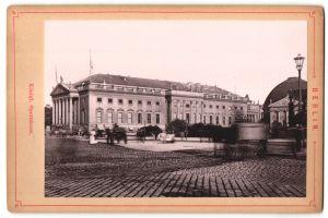 Fotografie Fotograf unbekannt, Ansicht Berlin, Königliches Opernhaus