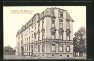 AK Frankfurt-Bockenheim, St. Elisabethen-Krankenhaus