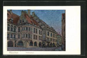 Luna-AK München, Hofbräuhaus