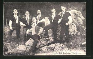 AK Villeret, Jodler-Club Edelweiss