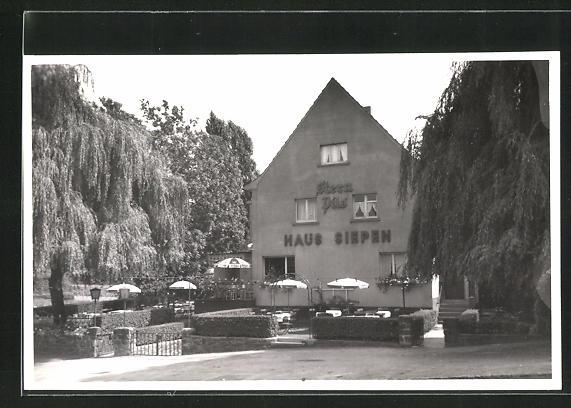 AK Essen / Ruhr, Gasthof Haus Siepen, Am Krausen Bäumchen 180