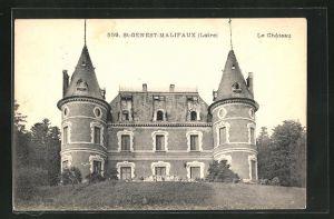 AK St-Genest-Malifaux, Le Chateau