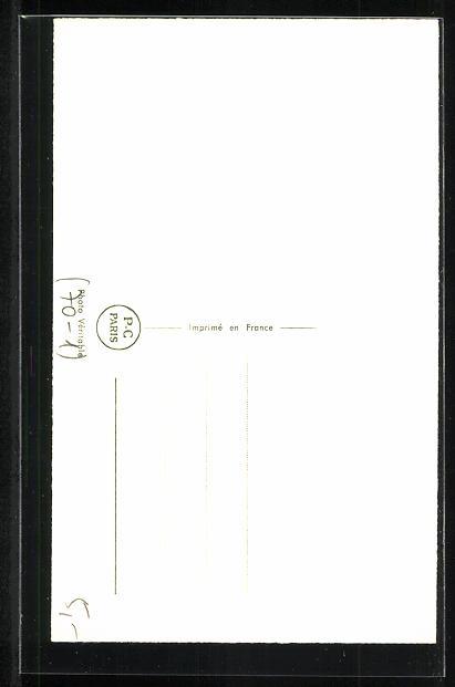 AK Bilderrätsel, La Langage des Porte-Bonheur, Kleeblatt 1