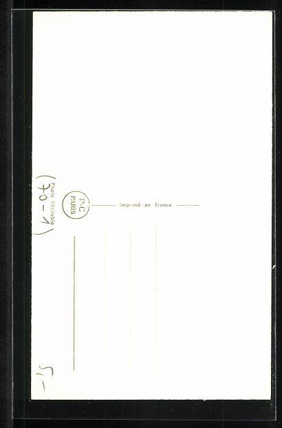 AK Bilderrätsel, La Langage des Porte-Bonheur, Kleeblatt, Elefant 1