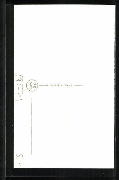 AK Bilderrätsel, La Langage des Porte-Bonheur, Kleeblatt, Hufeisen 1