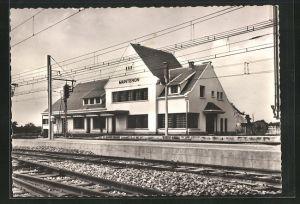 AK Maintenon, La nouvelle gare, Bahnhof