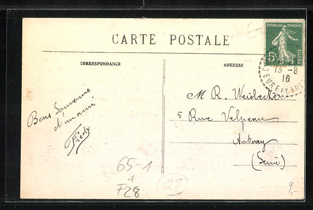 AK Nogent-le-Rotrou, Vue Generale de la Gare, Arrivee du Train de Paris 1