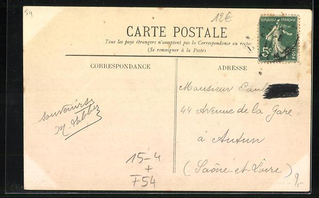 AK Nancy, Circuit de l`Est, 1910, Eindecker & Doppeldecker bei einer Flugshow 1