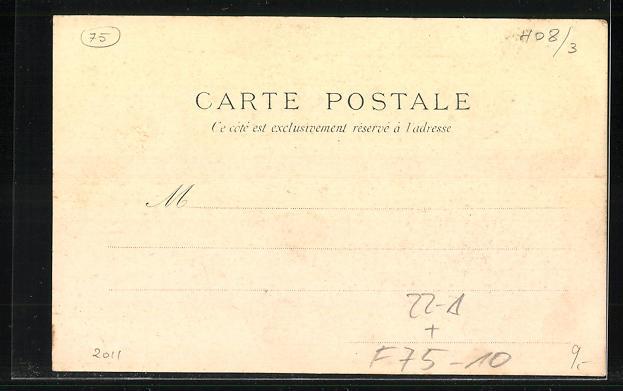 AK Paris, Fort Chabrol cite d`Hauteville 1