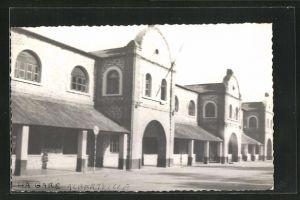 AK Albertville, La Gare, Partie am Bahnhof