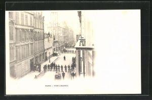 AK Paris, Fort Chabrol, Synagoge
